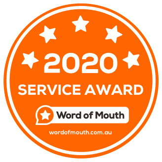 word of mouth award